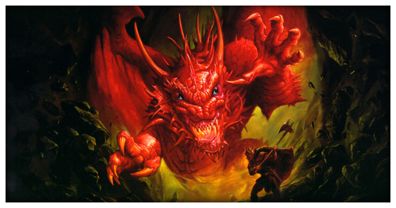 Gaming Conceptz Dungeons Dragons The Eternal Classic